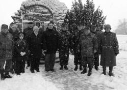 Hallható: Dávid Zoltán, Antal László alezredes, Nagy Zoltán ezredes