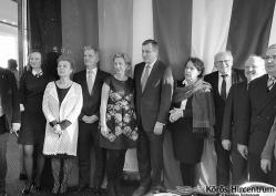 Hallható: Szarvas Péter, Bettinger-Bodnár Dóra, Dirk Büscher