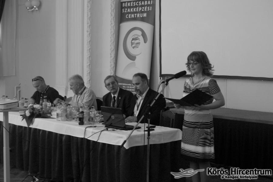 Hallható: Mucsi Balázs, Prof. Dr. Janza Frigyes