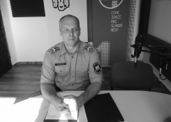 Sal András, BV főtörzszászlós, műhelyvezető