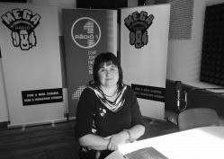 Tóth Erika, a GySzC Dévaványai Szakképző Iskola és Kollégium tagintézmény-vezetője