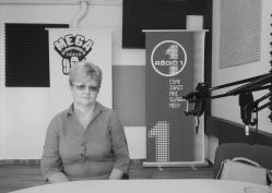 Pelyhéné Lipták Gabriella, a Kígyósi Kastélyjátékok egyik főszervezője