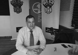 Hafenscher Csaba Zoltán büntetés-végrehajtási ezredes, a Békés Megyei Büntetés-végrehajtási Intézet parancsnoka