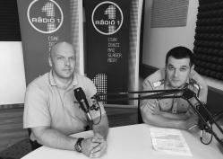 Sal András, a Békés Megyei Büntetés-végrehajtási Intézet sajtóreferense
