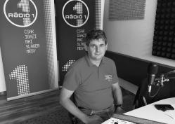 Szikora András, a Motorosok Baráti Köre Mezőberény Egyesület elnöke