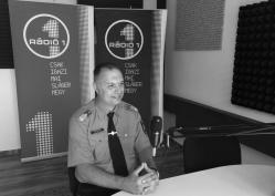 Sipaki Ferenc, BV alezredes, a gyulai Büntetés-végrehajtási Intézet Biztonsági osztályának vezetője