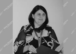 Sütő Istvánné, az idei Tortamustra háziasszonya