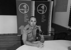Varga Zsolt, BV főhadnagy, reintegrációs tiszt