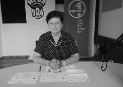 Szabó Zsuzsa, a Békés Megyei Lovas Szövetség elnöke