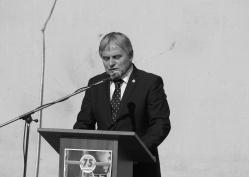 Bak Sándor, a  Körös-vidéki Vízügyi Igazgatóság igazgatója