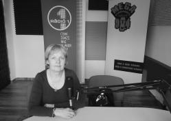 Czeglédi Katalin, a Békéscsabai Atlétikai Club marketing vezetője