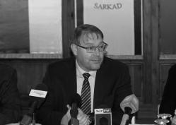 Dr. Mokán István, Sarkad Város polgármestere