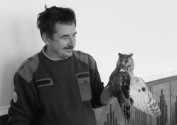 Boldog Gusztáv, a Körös-Maros Nemzeti Park igazgatóság természetvédelmi őrkerület-vezetője