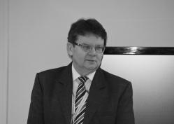 Dr. Ráfi Péter, NAV Békés Megyei Igazgatóság Ügyfélkapcsolati osztályának vezetője