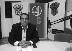 Dr. Abdulrahman Abdulrab Mohamed, a gyulai Egészséges Városért Közalapítvány kuratóriumának elnöke