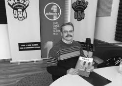Elek Tibor, a Bárka című folyóirat főszerkesztője