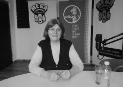 Dr. Melczer Mária Ágnes, a Magyar Gyógyszerészi Kamara Békés Megyei Szervezetének elnöke