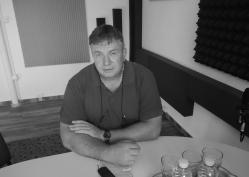 Ando György, a Munkácsy Mihály Múzeum igazgatója