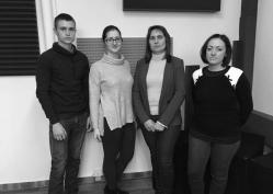 Szabados Edit, a BSZC Erasmus+ programkoordinátora