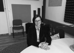 Szilágyi Ilona, a Békéscsabai Rendőrkapitányság bűnügyi osztályának kiemelt főelőadója
