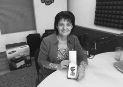 Sziszák Katalin, a Békés Megyei Szociális Gyermekvédelmi Központ és Területi Gyermekvédelmi Szakszolgálat igazgatója
