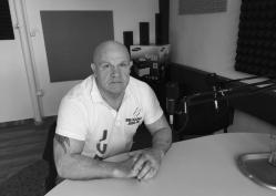 Gyáni János, a Békés Megyei Kano Judo SE elnöke