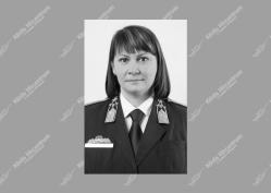 Dr. Vargáné Dr. Szombati Andrea rendőr őrnagy, a Békés Megyei Rendőr-főkapitányság sajtószóvivője