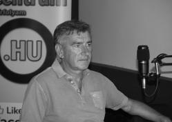 Bora Imre, a Gyulai Kézműves Sörfesztivál igazgatója