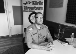 Bódi Csaba, a Békés Megyei Katasztrófavédelmi Igazgatóság Békéscsabai Katasztrófavédelmi Kirendeltségének hatósági osztályvezetője