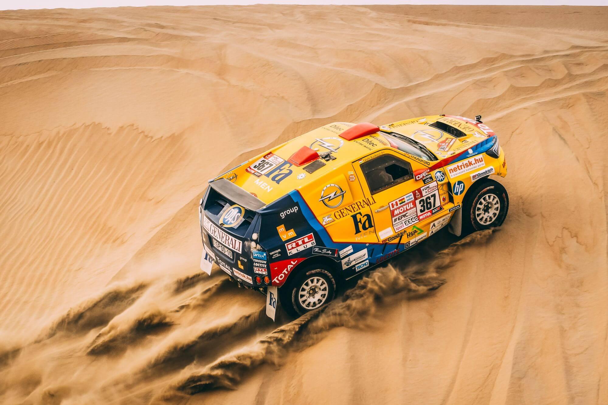 Veszélyben a 2019-es Dakar