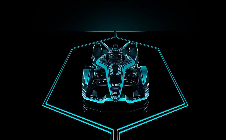 A Jaguar is bemutatta új Formula E autóját