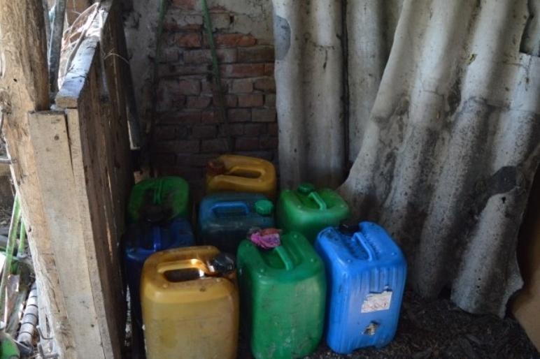 160 liter gázolajat loptak el egy vésztői telephelyről