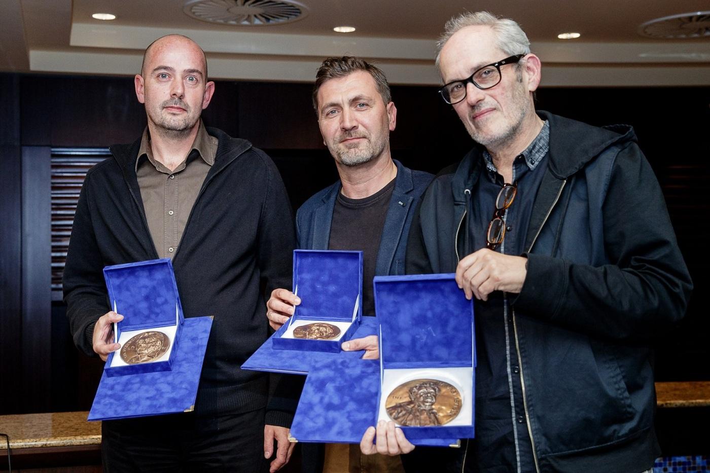 A Gyulai Várszínház nívódíjait is átadták Budapesten