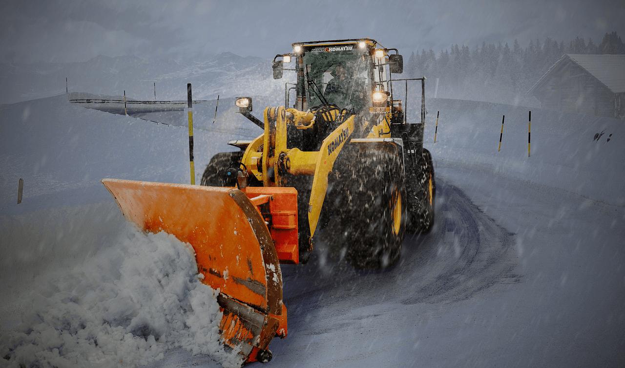 Kedden újabb országos havazás várható