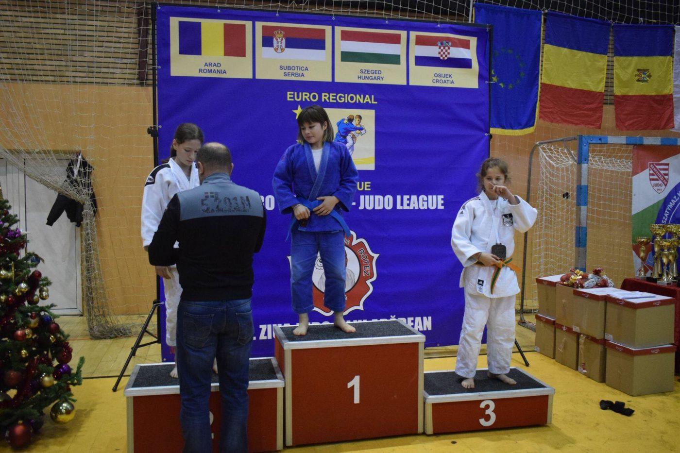 Nemzetközi porondon a judo megyei versenyzői