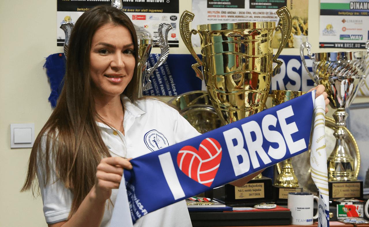 Tanja Bokan a BRSE új igazolása!