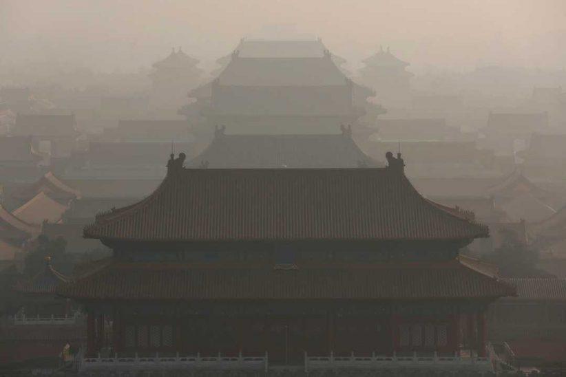 kínában