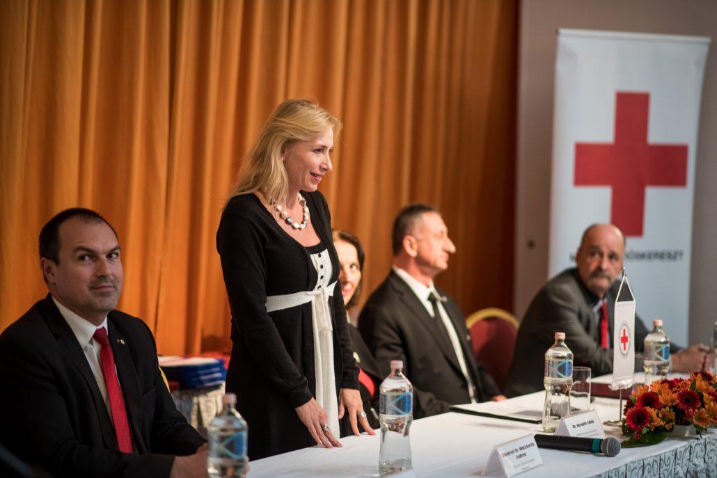 Magyar Vöröskereszt: sikeres évet zárt a megyei szervezet