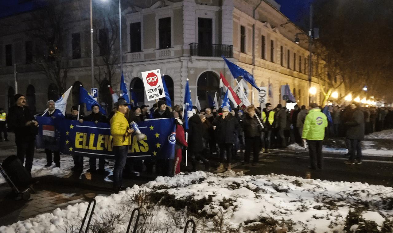 Tüntetések és útzárak lesznek Békéscsabán és Orosházán